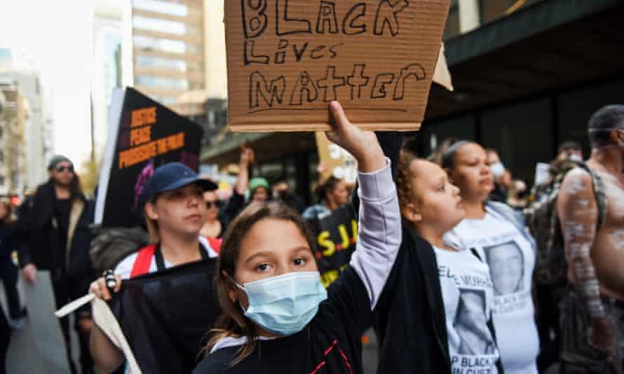 Tens of thousands of Australians rallied in Sydney last weekend against Indigenous deaths in custody and the killing of unarmed US man George Floyd