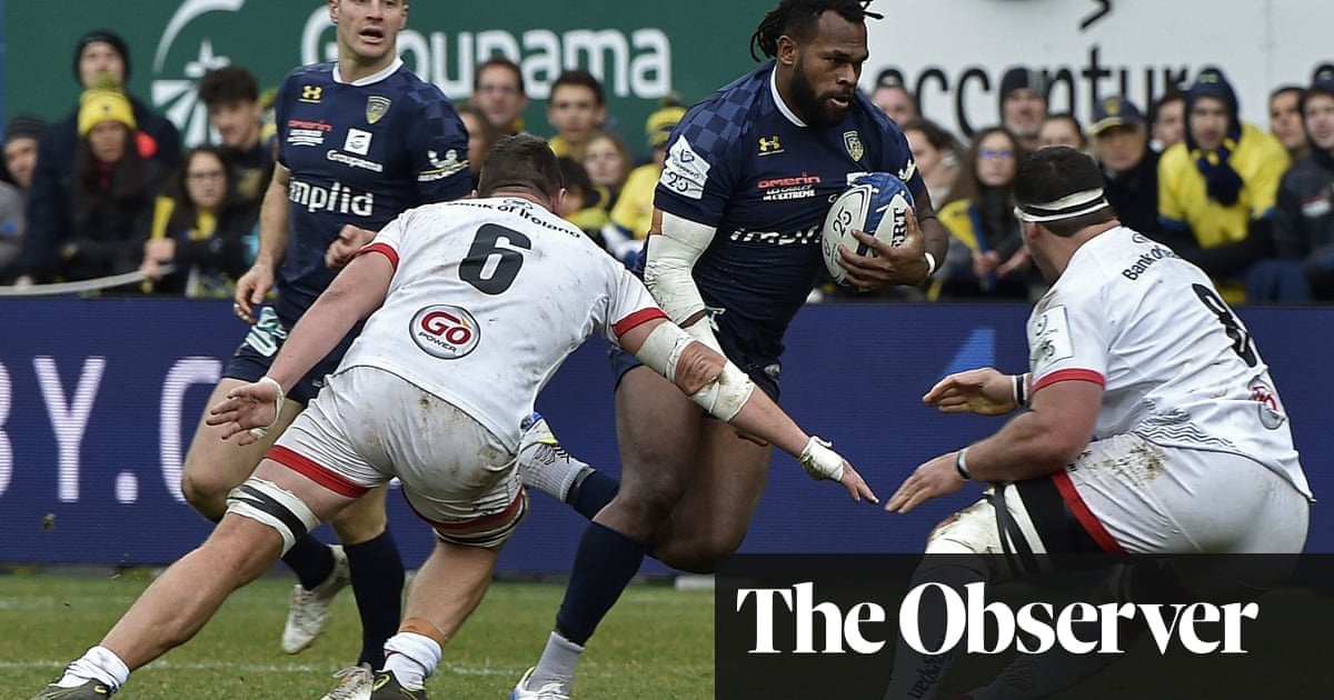 European Champions Cup roundup: Clermont punish wasteful Ulster