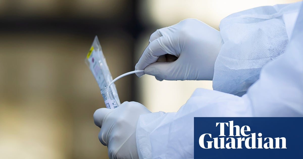 UK coronavirus mass home testing to be made available to millions