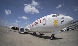 Ethiopia plane crash: search operation continues at crash site