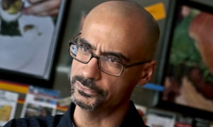 'I didn't feel like anyone would listen to me' … Junot Díaz.
