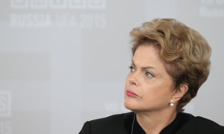 Dilma Rousseff's loyalists are rallying support in congress, where she is believed to have the backing of 54 of the 81 senators in the upper house.