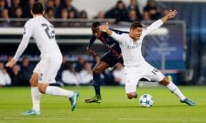 PSG Real Madrid