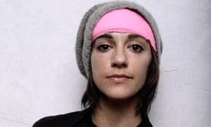 'I like to keep moving and keep charging forward': Ana Lily Amirpour.