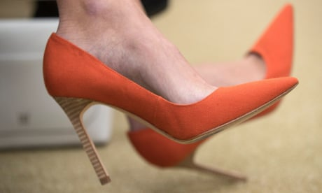 Canadian province makes it illegal to require women to wear high heels