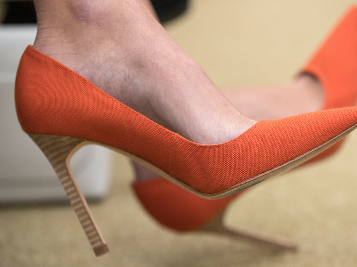 Canadian Province Makes It Illegal To Require Women To Wear High Heels High Heels The Guardian