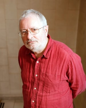 Terry Eagleton. Photograph: Christopher Thomond for the Guardian