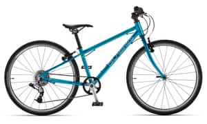 Bikes built for little people: the Islabikes Beinn 24, like all the bikes in the range, has a special geometry to make riding easier for children