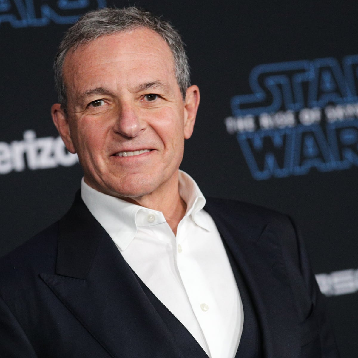 Disney S Bob Iger Stays On To Steer Company During Covid 19 Crisis Walt Disney Company The Guardian