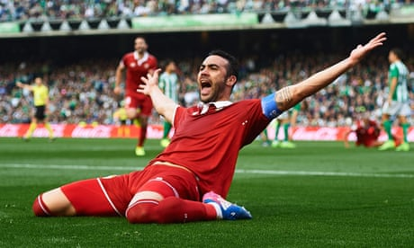 Now Sevilla can think about La Liga title charge after besting Betis   Sid Lowe