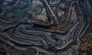 Canada tar sands project