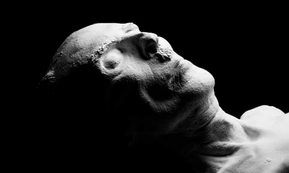The Wolf Man … Gardiner owned the death mask of Freud's famous patient Sergei Pankejeff.
