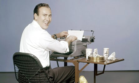 Carl Reiner in the mid-1960s.