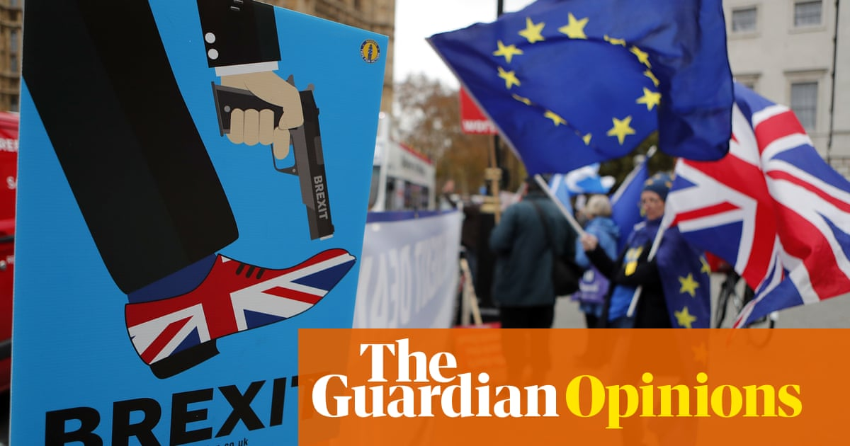 I drafted article 50. We can and must delay Brexit for a referendum | John Kerr