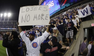 A Chicago Cubs fan reflects what a nation is thinking.