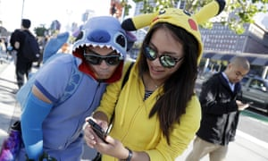 'There are all kinds of pocket monster matchmaking sites and services whichthat promise to either set you up with a Pokémon-hunting partner, or serve as an alternative to singles-mixers.'