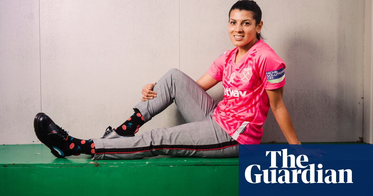 West Ham's Kenza Dali: 'Football was my escape. I had a bad life then'