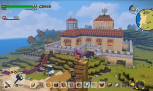 Dragon Quest Builders 2 review – a crafting game with solid