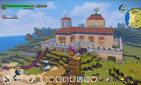 Dragon Quest Builders 2 review – a crafting game with solid foundations