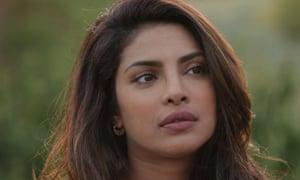 Priyanka Chopra in the first episode of Quantico's third season.