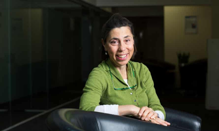 Diana Barran, minister for civil society