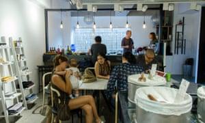 Cafe Barrios.