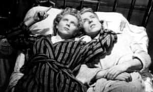 Obsessive ... Nicole Stéphane and Edouard Dermit in Les Enfants Terribles.