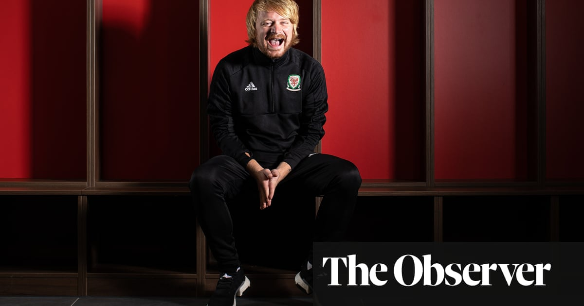 The Corals Jack Prince: 'I'm used to football being ruined'