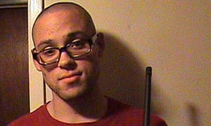 Screen grabbed image taken from the myspace page of Chris Harper Mercer, the gunman who opened fire inside a classroom at a rural Oregon college, killing at least nine people before dying in a shoot-out with police.