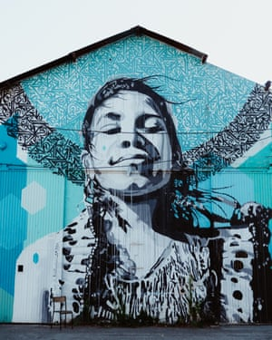 Grafitti in Bordeaux.