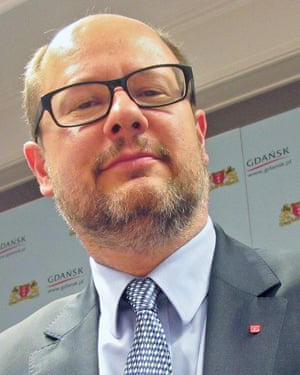 'It is important that influential people stand up for positive European values,' says Paweł Adamowicz.