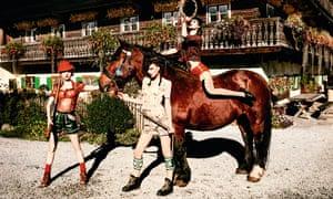 Saddle up: On the high horse, 2015.