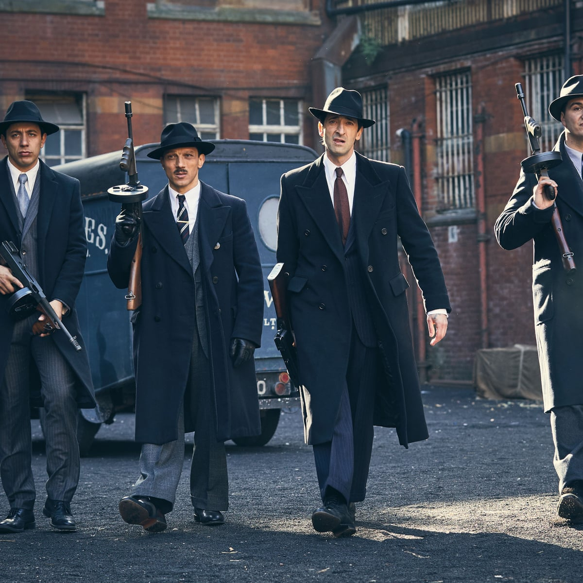 Peaky Blinders Review One Of The Most Daft And Thrilling Hours Of The Tv Week Television Radio The Guardian