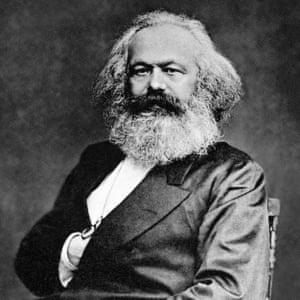 Karl Marx circa 1875.