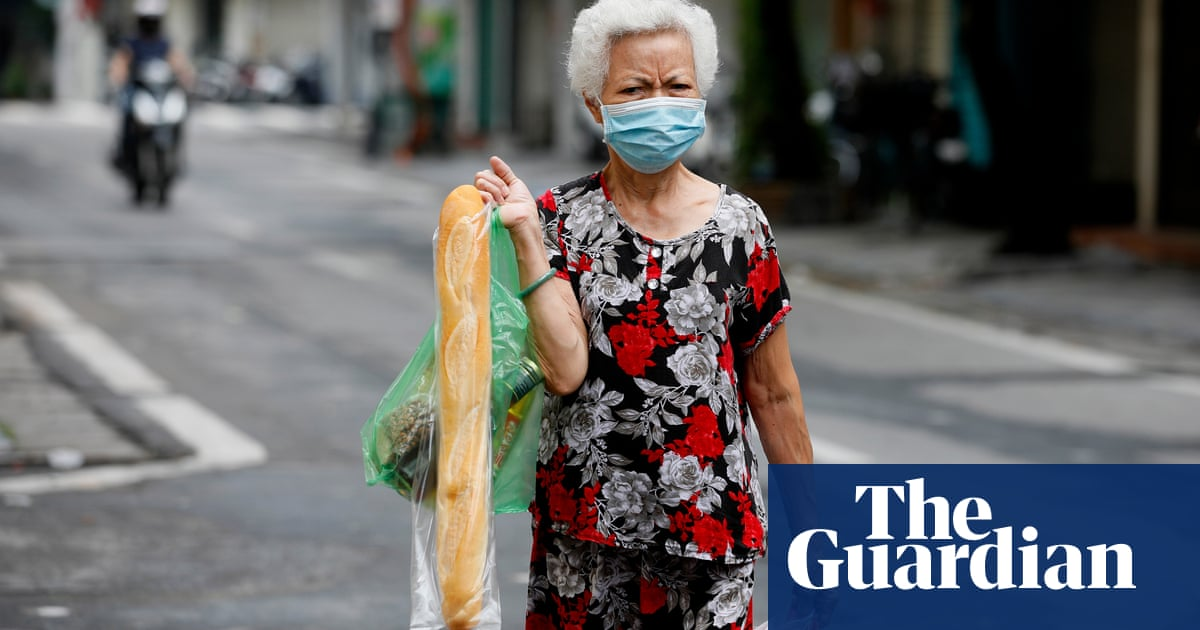 'Hunger was something we read about': lockdown leaves Vietnam's poor without food