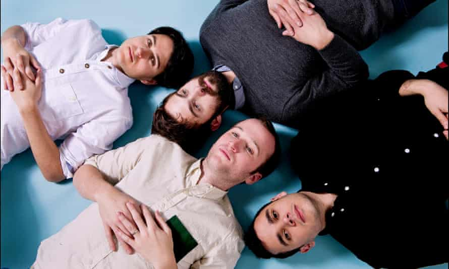 Vampire Weekend, who made their disdain for the Oxford comma clear in song.