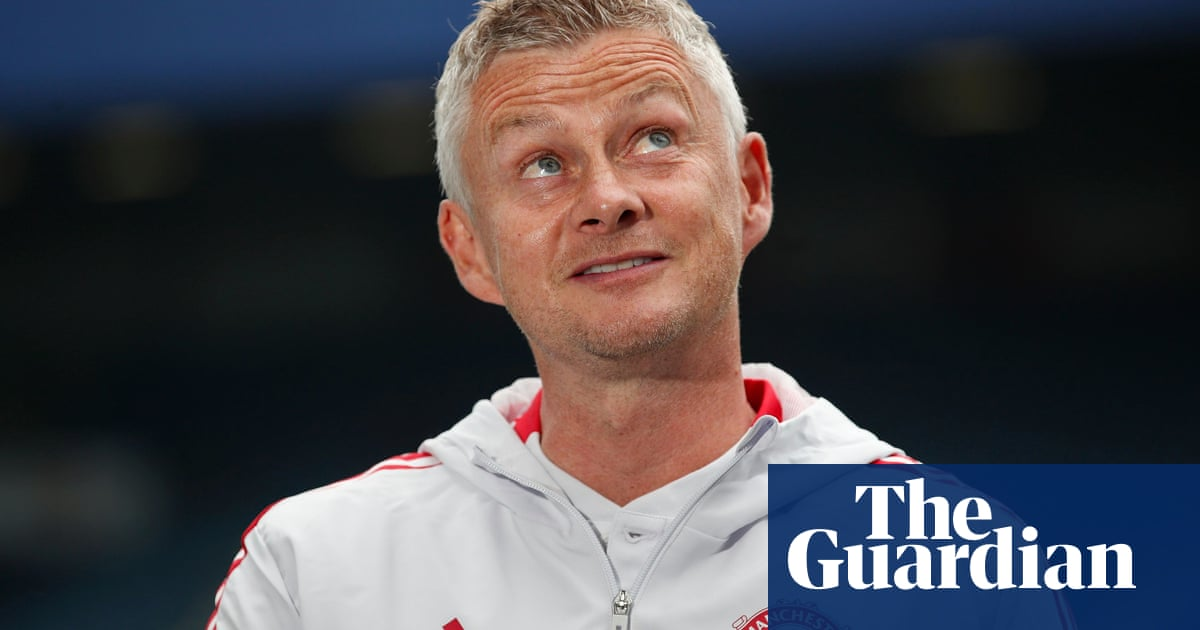 Solskjær talks up Manchester United's title hopes and knows pressure is on