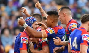 NRL, round nine, Bulldogs v Knights