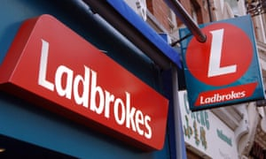 Ladbrokes, one of the bookmakers owned by GVC