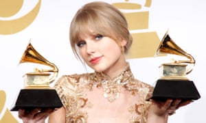 Taylor Swift lost her prime spot without a new album or a world tour.