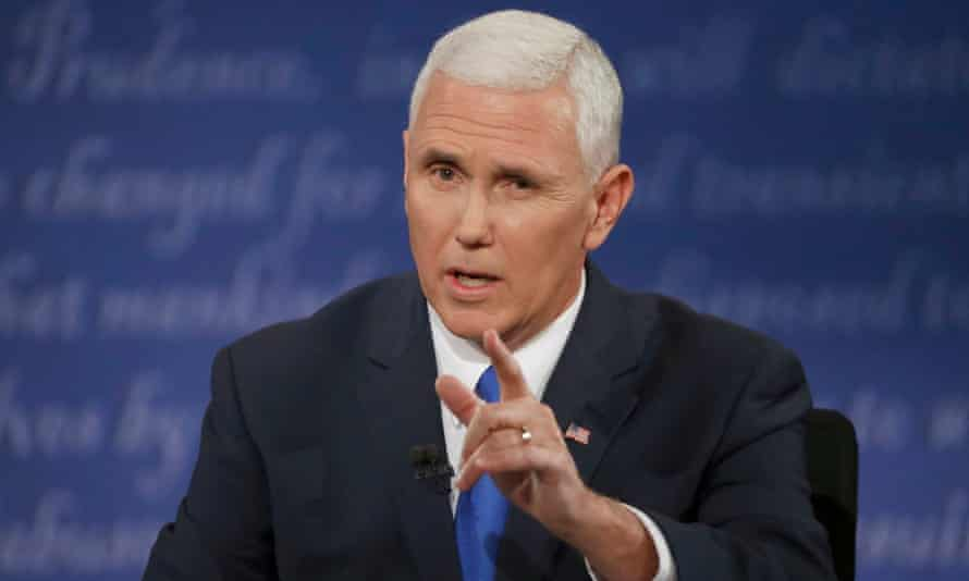 Mike Pence.
