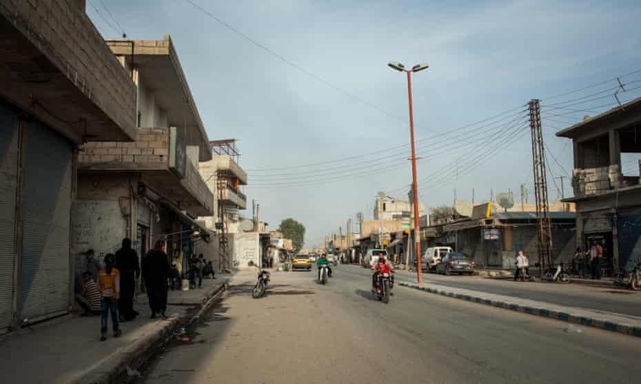 Tal Abyad, Syria, October 2015