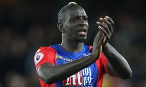 Mamadou Sakho was on loan at Crystal Palace from Liverpool last season.