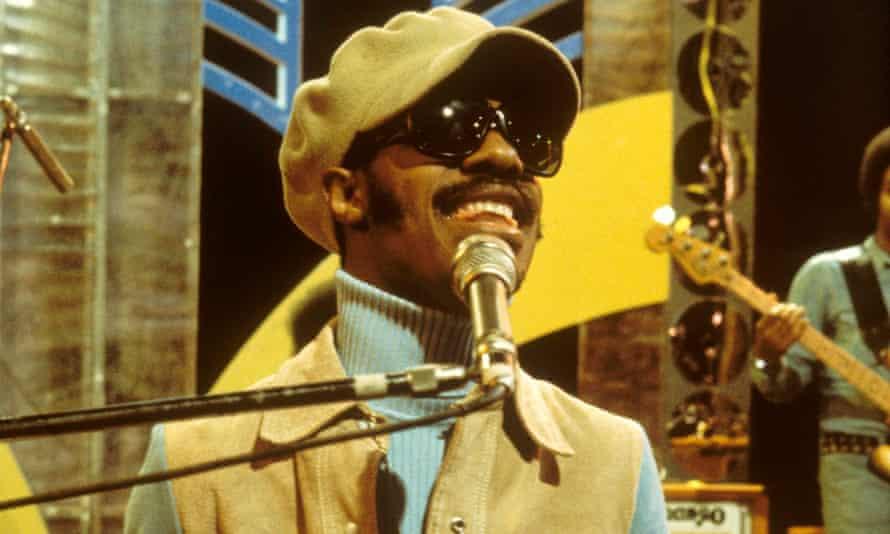 Steve Wonder on Top Of The Pops 1974