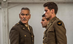 George Clooney in the TV adaptation of Catch-22.