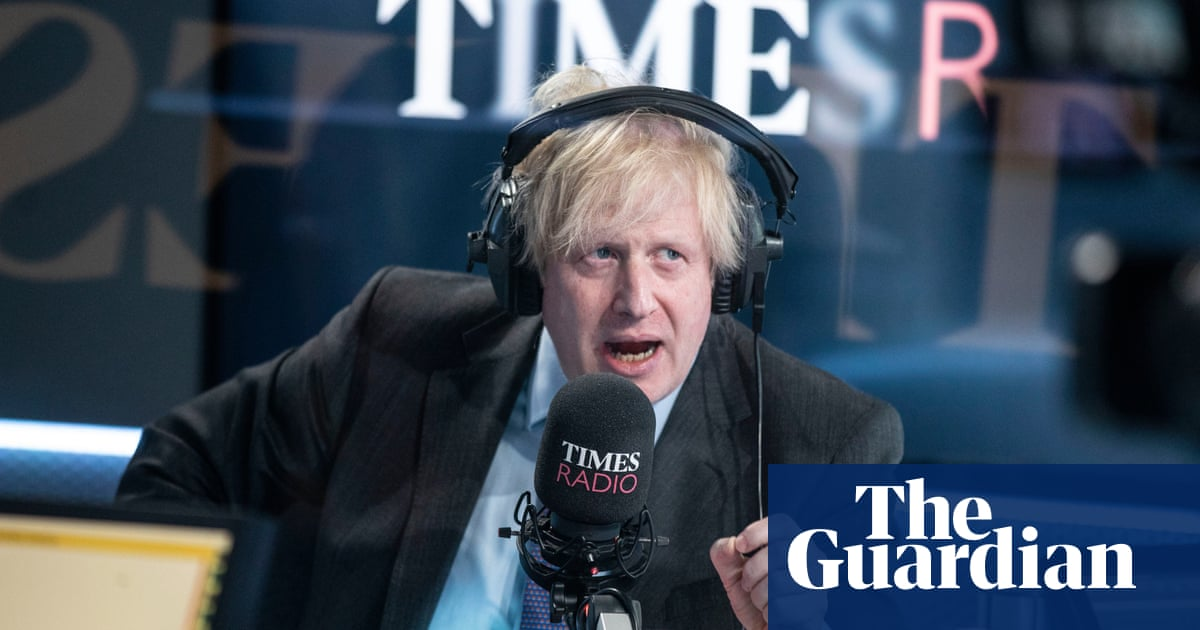 Times Radio launches with Boris Johnson and Malawi mix-up