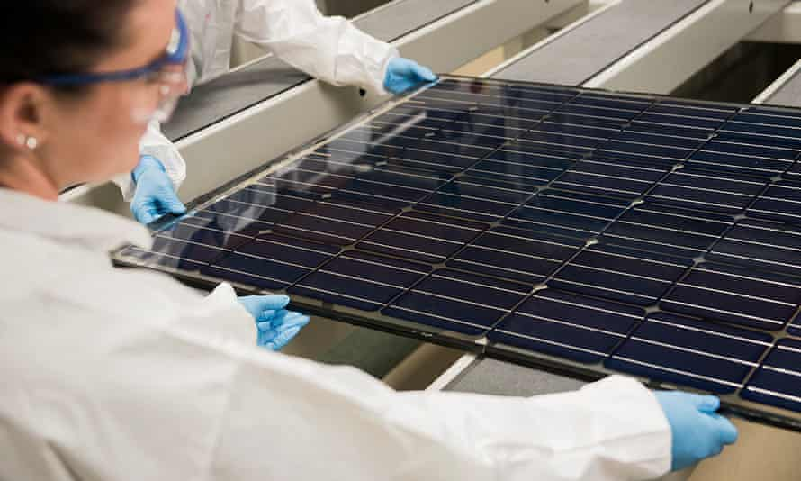 Oxford PV's perovskite-on-silicon solar cell