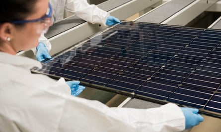 Oxford PV's perovskite-on-silicon solar cell