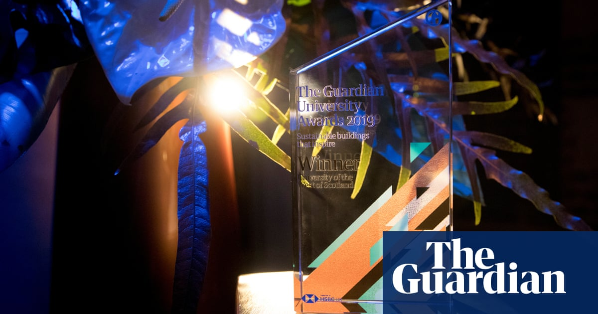 The Guardian University Awards 2019 - the night in pictures
