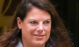 Immigration minister, Caroline Nokes.